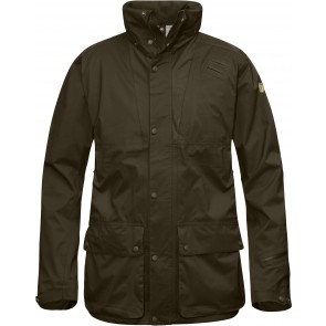 FjallRaven Varmland Eco-Shell Jacket Dark Olive-20