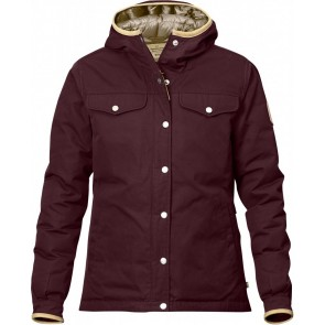 FjallRaven Greenland No.1 Down Jacket W Dark Garnet-20