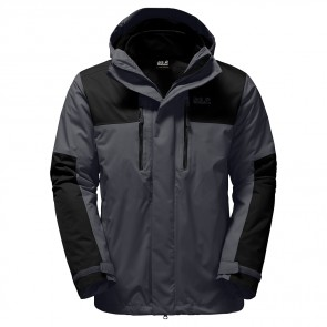 Jack Wolfskin Jasper 3In1 Men ebony-20