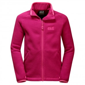 Jack Wolfskin Thunder Bay Kids azalea red-20