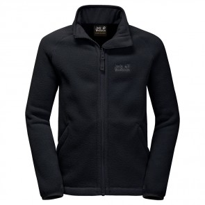 Jack Wolfskin Thunder Bay Kids black-20