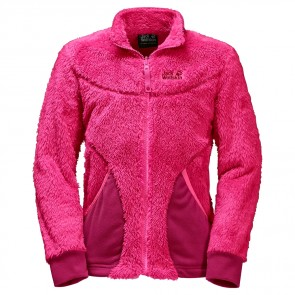 Jack Wolfskin Polar Bear Girls pink raspberry-20