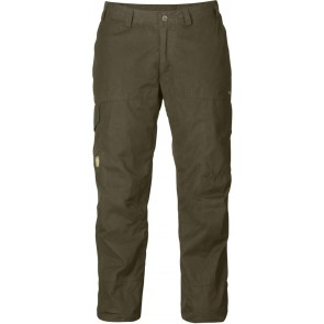 FjallRaven Karla Trousers Hydratic Dark Olive-20