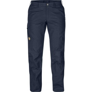 FjallRaven Karla Trousers Dark Navy-20