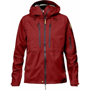 FjallRaven Keb Eco-Shell Jacket W Lava-20