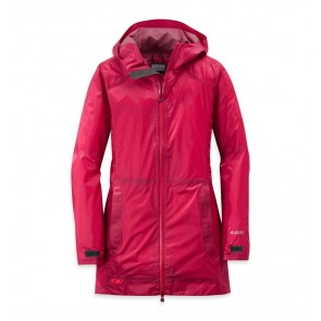 Outdoor Research Women's Helium Traveler Jacket scarlet-20
