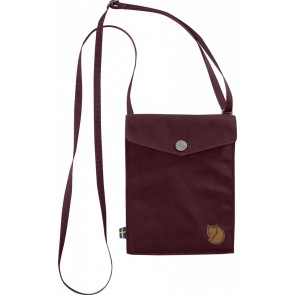 FjallRaven Pocket Dark Garnet-20