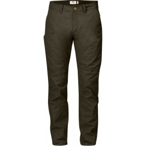 FjallRaven Sormland Tapered Trousers Dark Olive-20