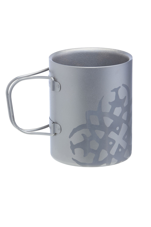 Nordisk Titanium Mug Double-Wall