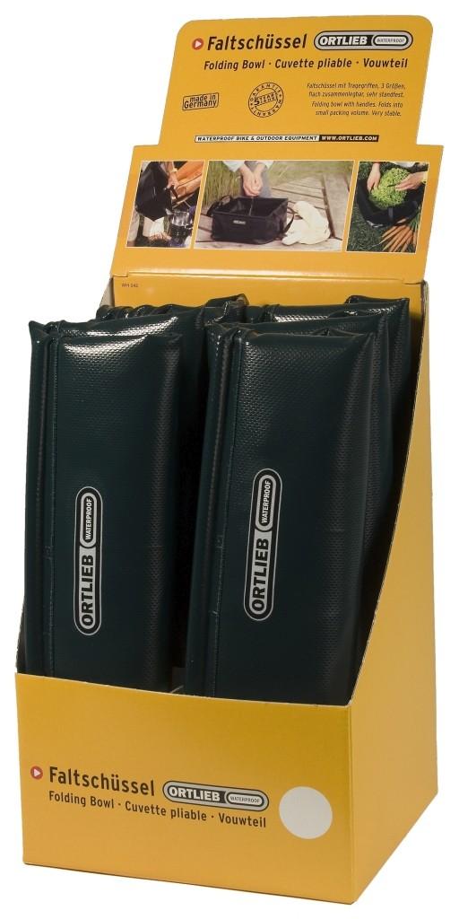 Ortlieb Folding Bowl - Folding bucket XL 10 L