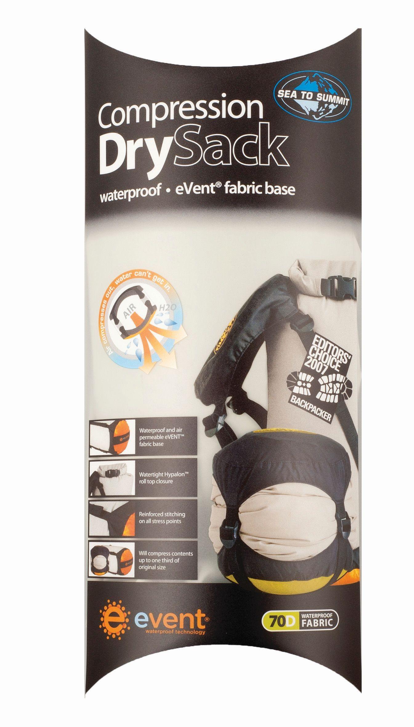 Sea To Summit eVent® Dry Compression Sack Medium