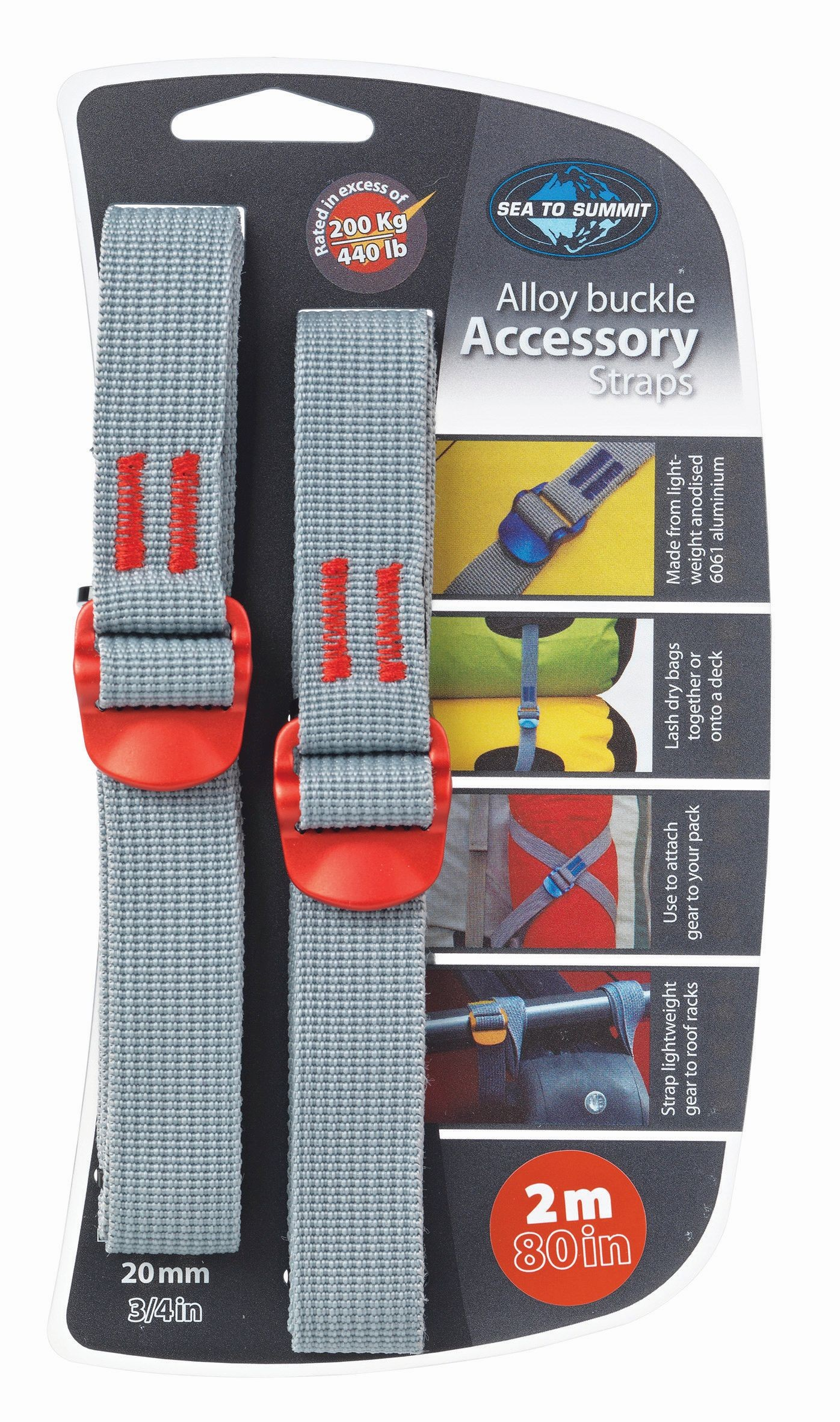 Sea To Summit 20mm Tie Down Accessory Strap 2 m