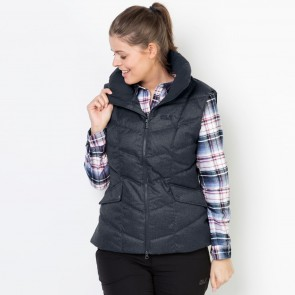 Jack Wolfskin Baffin Bay Vest Women night blue-20