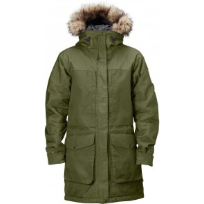 FjallRaven Barents Parka Green-20