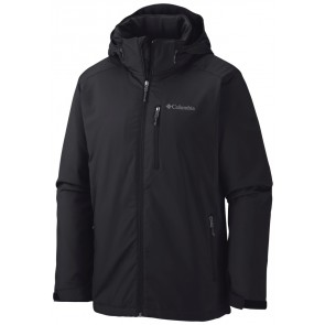 Columbia Softshell Gate Racer Homme Black-20