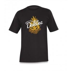 Dakine S/S Tech T Black Campfire-20