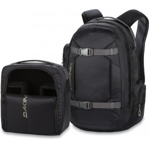 Dakine Mission Photo 25L Black-20