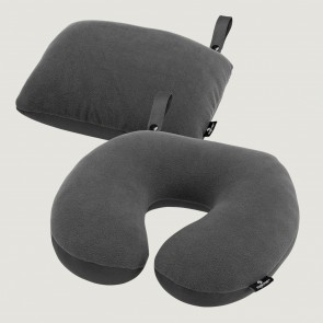Eagle Creek 2-In-1 Travel Pillow ebony-20
