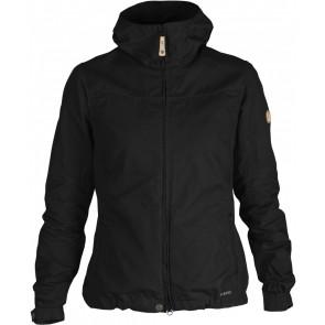 FjallRaven Stina Jacket Black-20