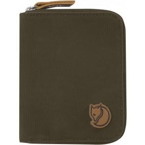 FjallRaven Zip Wallet Dark Olive-20