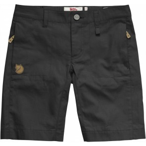 FjallRaven Kids Abisko Shade Shorts Dark Grey-20