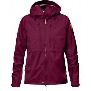 FjallRaven Keb Eco-Shell Jacket W Plum-20