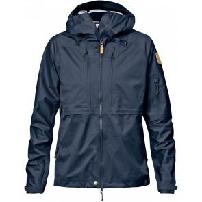 FjallRaven Keb Eco-Shell Jacket W Dark Navy-20