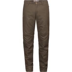 FjallRaven Sormland Tapered Winter Trousers W Dark Olive-20