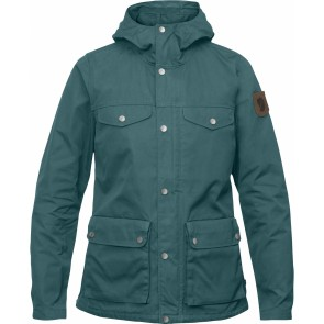 FjallRaven Greenland Jacket W Frost Green-20