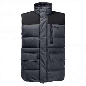 Jack Wolfskin Baffin Bay Vest Men black-20