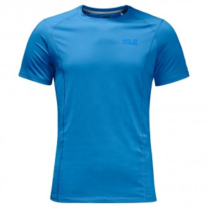 Jack Wolfskin Hollow Range T-Shirt Men brilliant blue-20