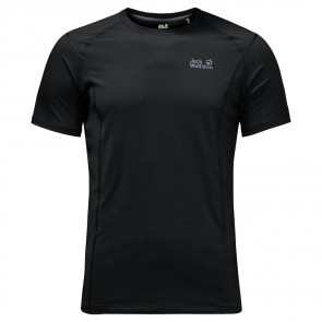 Jack Wolfskin Hollow Range T-Shirt Men black-20