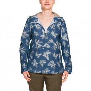 Jack Wolfskin Tropical Smock Women ocean wave all over-20