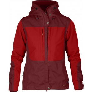 FjallRaven Keb Jacket W. Ox Red-20