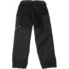 FjallRaven Kid's Vidda Padded Trousers Dark Grey-20