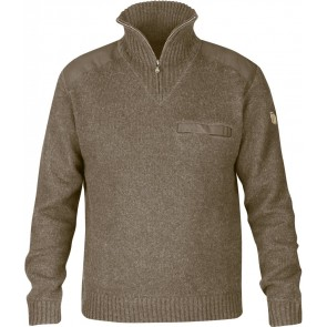 FjallRaven Koster Sweater Taupe-20