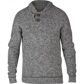 FjallRaven Lada Sweater Grey-20