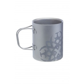 Nordisk Titanium Mug Double-Wall-20