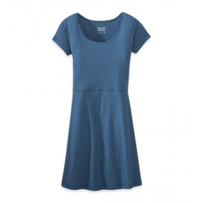 Outdoor Research Women's Bryn Dress cornflower-20