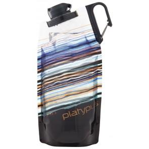 Platypus DuoLock Bottle 1L Orange Skyline-20