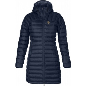 FjallRaven Snow Flake Parka Dark Navy-20