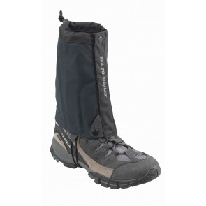 Sea To Summit Spinifex Ankle Gaiters Canvas Black-20
