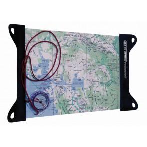 Sea To Summit Guide TPU Map Case Medium Black-20