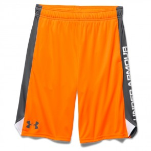 Under Armour UA Eliminator Boys' Shorts Traffic Cone Orange (924)-20