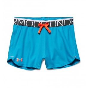 Under Armour UA Play Up Girls' Shorts Meridian Blue (987)-20