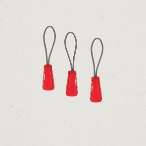 Eagle Creek ID Zipper Pull Set Torch Red-20