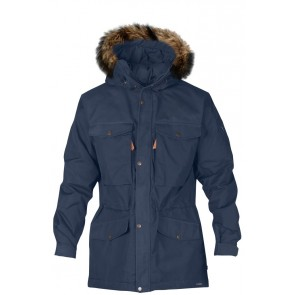 FjallRaven Sarek Winter Jacket Dark Navy-20