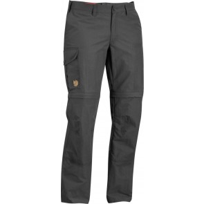 FjallRaven Karla Zip-Off MT Trousers Dark Grey-20