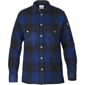 FjallRaven Canada Shirt Uncle Blue-20
