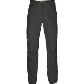 FjallRaven Cape Point MT Zip-Off Trousers Dark Grey-20